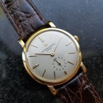 Vacheron Constantin 32mm Manual winding 1960 pre-owned Gold
