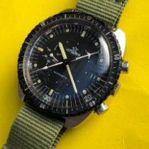 Lemania Steel 41mm Automatic South African Airforce military pilots pre-owned United Kingdom, London