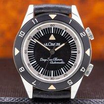 Jaeger-LeCoultre Memovox Tribute to Deep Sea Acier 40.5mm Noir Arabes
