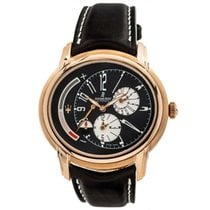 Audemars Piguet Millenary Rose gold Black United States of America, Florida, North Miami Beach