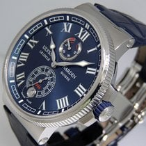 Ulysse Nardin Marine Chronometer Manufacture Steel 43mm Blue United States of America, California, Los Angeles