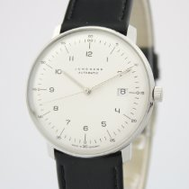 Junghans Steel 38mm Automatic 027/4700.04 new