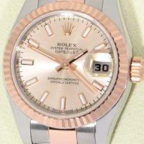Rolex Lady-Datejust Gold/Stahl 26mm Pink Deutschland, Mannheim