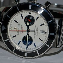 Breitling Superocean Héritage Chronograph Very good Steel 46mm Automatic United States of America, New York, Greenvale