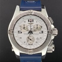 Breitling Emergency Steel 45mm White United States of America, New York, New York