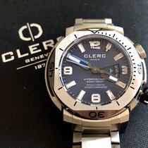 Clerc Acier 48mm Remontage automatique H1-1 occasion