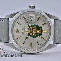 Rolex Oyster Precision Stahl 35mm Silber Keine Ziffern Deutschland, Iffezheim