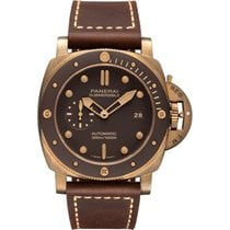 Panerai Luminor Submersible Bronze United States of America, Iowa, Des Moines