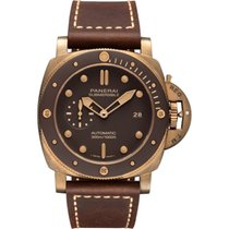 Panerai Bronze Remontage automatique nouveau Luminor Submersible