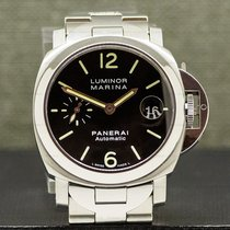 Panerai Steel 40mm Automatic PAM00299 pre-owned