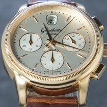 Glashütte Original Aur galben 40mm Atomat 10660101-05 folosit