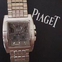 Piaget nuevo Cuarzo 33mm Acero Cristal de zafiro