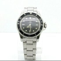 Tudor Submariner Steel 40mm Black No numerals United States of America, New York, New York
