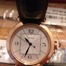 Cartier Pasha new 2009 Automatic Watch with original box and original papers W3019351