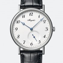 Breguet Classique White gold 40mm White Arabic numerals United States of America, New York, Scarsdale