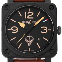 Bell & Ross BR 03 BR0392-EOS2-CE 2018 new