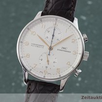 IWC Portuguese Chronograph 3714 pre-owned