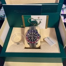 Rolex GMT-Master II 126710 2020 new