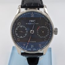 IWC White gold 42.3mm Automatic IW500106 pre-owned