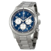 Breitling Navitimer 8 Steel 43mm Blue United States of America, Florida, Miami