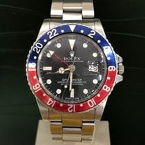 Rolex GMT-Master 1675 1974 pre-owned
