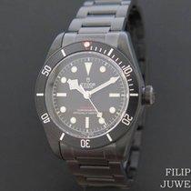 Tudor Black Bay Dark Stahl 41mm Schwarz