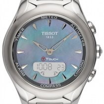 Tissot Touch T075.220.11.101.01 2020 new