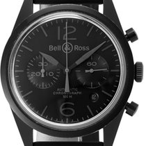 Bell & Ross Vintage BR126-94-SC 2014 pre-owned