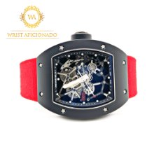 Richard Mille RM 035 RM035 Very good Aluminum 48mm Manual winding