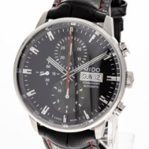 Mido Steel Automatic M016.414.16.051.00 pre-owned