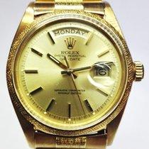 Rolex Day-Date Ouro amarelo 36mm Amarelo Sem números Portugal, Lisboa