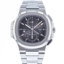 Patek Philippe Steel 40.5mm Automatic 5990/1A-001 pre-owned