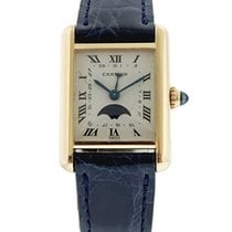 Cartier Tank (submodel) Yellow gold 30mm White United States of America, New York, NY
