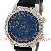 Patek Philippe Celestial new Automatic Watch with original box and original papers 6104G-001