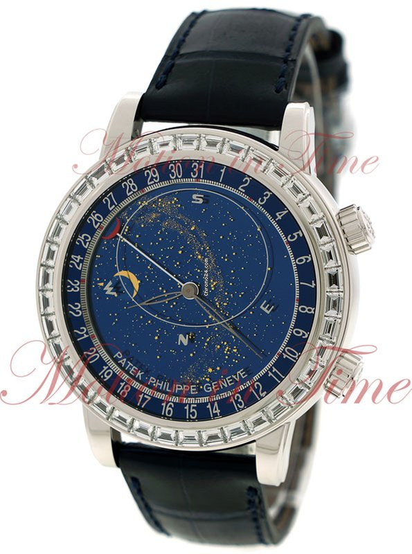899ae34de8c Patek Philippe Grand Complication Celestial Sky Moon with... for Price on  request for sale from a Seller on Chrono24