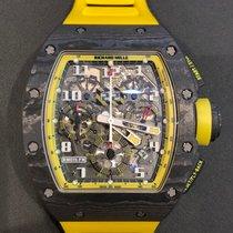 Richard Mille Carbon 44mm Automatika RM 011 rabljen