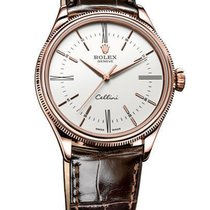 Rolex Cellini Time Rose gold 39mm White Australia, SYDNEY