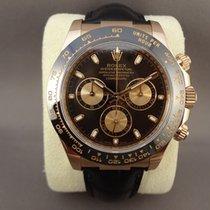 Rolex Daytona Pink Gold black dial 116515LN