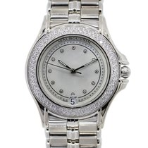 Mauboussin White gold 35mm Automatic pre-owned