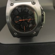 Wyler Chronograph 51mm Automatic 2014 pre-owned Black