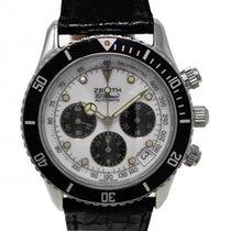 Zenith El Primero De Luca Chronograph steel 02.2310.400