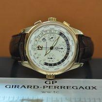 Girard Perregaux WW.TC 18ct rose gold