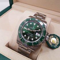 Rolex Submariner Date Hulk Box and Paper NEW