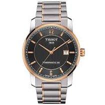 Tissot Titanium Automatic nieuw 40mm Titanium