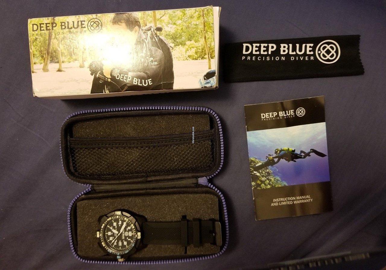 da4c1e19994 Comprar relógios Deep Blue