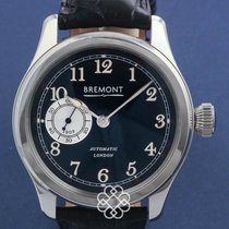 Bremont Wright Flyer Staal