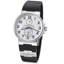Ulysse Nardin Marine Chronometer 41mm Сталь 41mm Белый Aрабские Россия, Москва