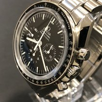 Omega Speedmaster Professional Moonwatch Steel 42mm Black No numerals United Kingdom, Hertfordshire
