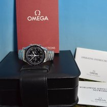 Omega Speedmaster Professional Moonwatch novo 40mm Aço