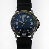 Terra Cielo Mare Chronograaf 47mm Automatisch 2010 tweedehands Zwart